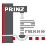 Werkstattpresse von Metallbau PRINZ im Allgäu