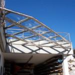 PRINZ Glasdachkonstruktion