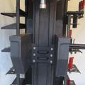Verstellbarer Arbeitstisch bei der PRINZ Werkstattpresse