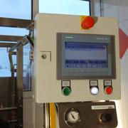 Bedienpaneel für die Käseschneidemaschine