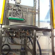 Bergkäse portionieren mit dem Schneidautomat von PRINZ